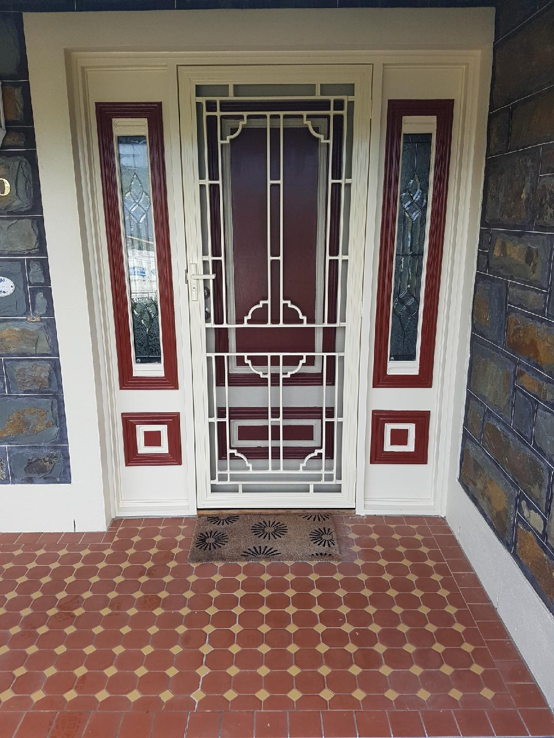 Security Screen Door Installation Seaford, South Australia
